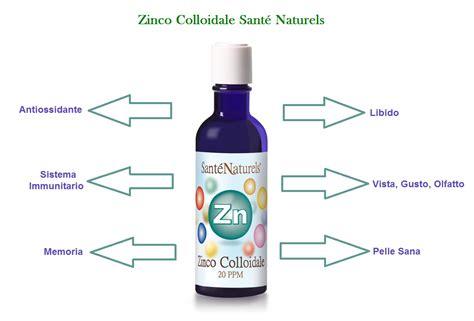 alimenti ricchi di rame e zinco zinco colloidale propriet 224 benefici dosaggio dove si