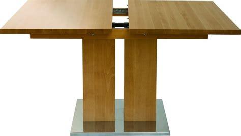 table design bois massif grande rallonge md1 140 x 90 cm