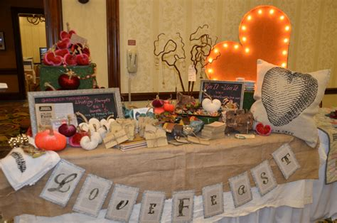 The Handmade Marketplace - handmade market table lovefeast table