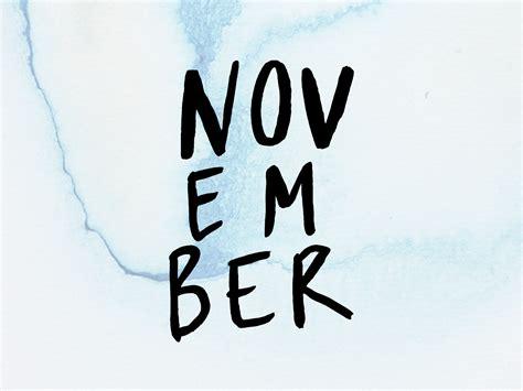 november calendar  desktop computer wallpapers