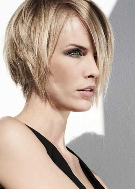 short one length hairstyles short length blonde haircuts hairstyles pinterest