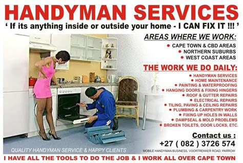 cleaner jobs in cape town handyman cape town cape town cylex 174 profile