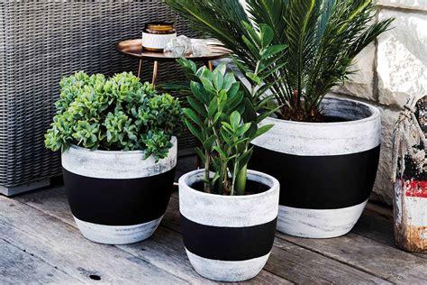 paint terracotta pots home beautiful magazine