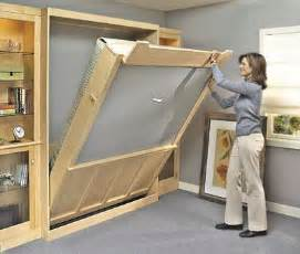Murphy Bed Diy Diy Murphy Beds Decorating Your Small Space