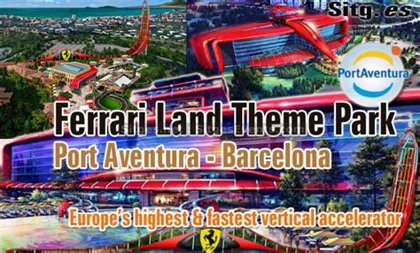 theme park near barcelona 261 best images about portaventura on pinterest parks