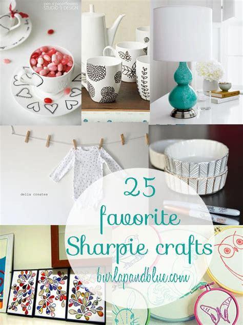 sharpie crafts diy sharpie crafts