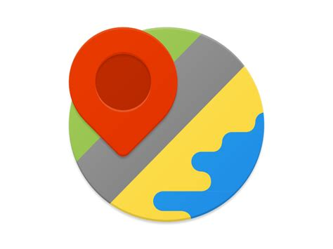 material design icon names maps icon material design inspired materialup