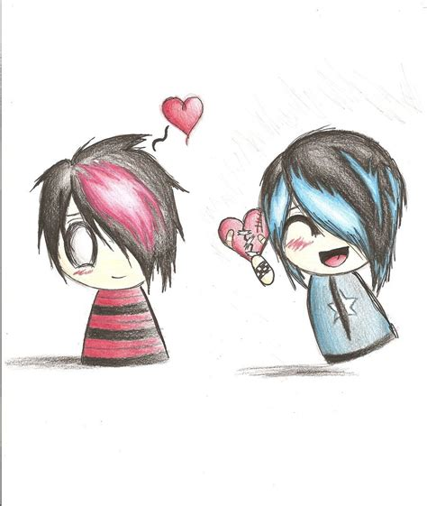 emo hairstyles drawing emo drawing emo art pinterest emo drawings and emo art