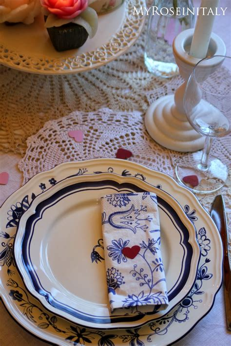 tavola romantica my roseinitaly tavola romantica per san valentino