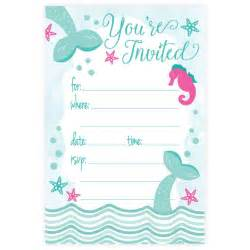 best 20 mermaid party invitations ideas on pinterest