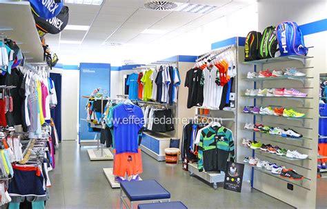 negozi arredamento vicenza arredamento negozio a vicenza tennis e sport effe