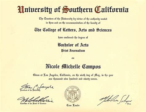Usc Professional Mba Diploma by Writing Homework For 6th Grade Do My Homework Personal