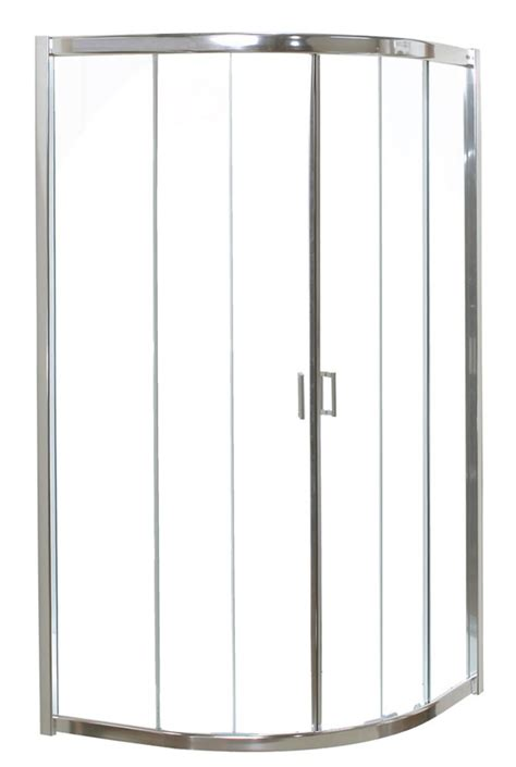 Avalux 48 Inch X 38 Inch X 72 Inch Completely Frameless Shower Doors Canada
