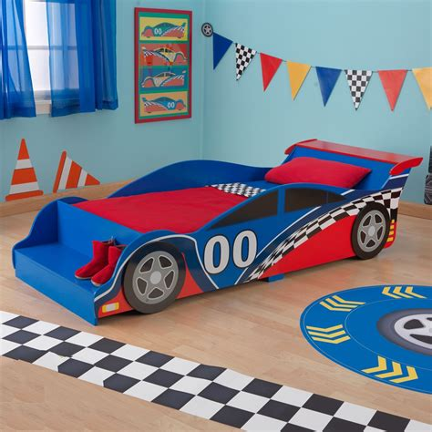 children s race car bed race car toddler bed kids beds cuckooland