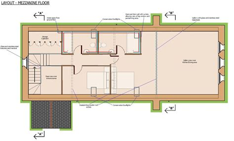 Mezzanine Floor Plan by House With Mezzanine Floor Plan Remarkable House Ideas