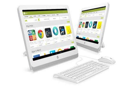 android all in one hp slate21 android all in one announced tablets news hexus net