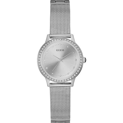 watch only time woman Guess W0647L6 only time Guess