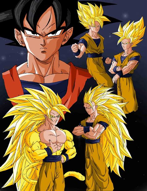 imagenes be goku goku goku photo 29690637 fanpop