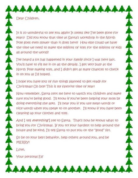 printable elf excuses 4 creative ways to introduce your elf on the shelf