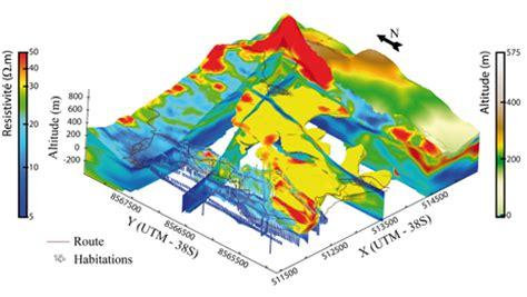 géomayotte : première cartographie du sous sol en outre