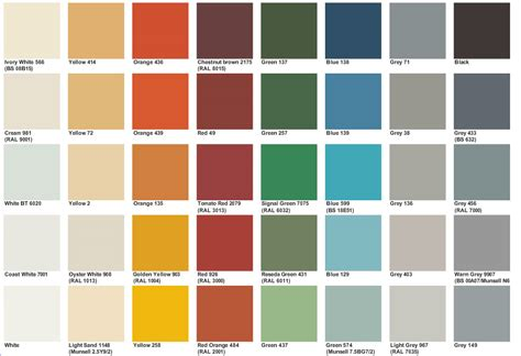 orange car paint color chart car interior design