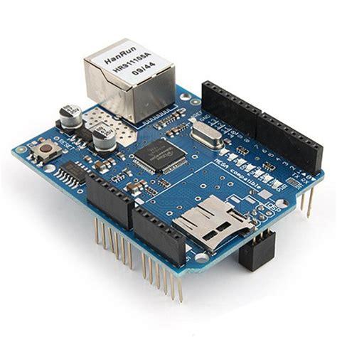 Ethernet Shield Arduino arduino ethernet shield