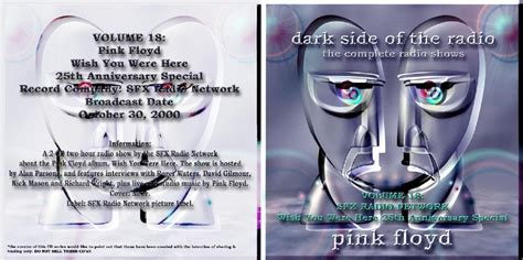 Kaos I Wish You Were Here pink floyd album artwork roio
