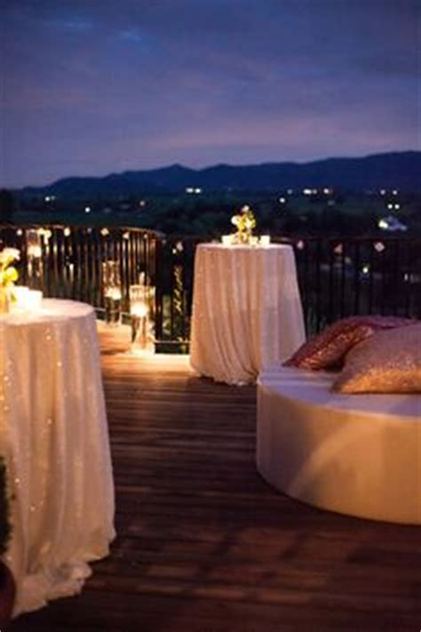 cocktail style wedding reception ideas 3 dipped in