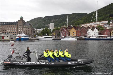 rib boat tour oslo ribboat tour in den fjorden bergens norwegen
