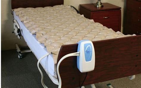 medline alternating pressure hospital bed mattress air pad