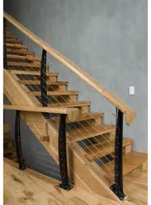 Cable Banister Kit Cable Railing System By Keuka Studios Ny