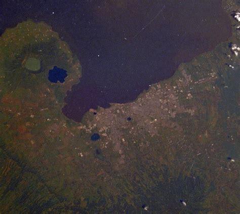 imagenes satelitales recientes mapa de imagen foto satelite de managua nicaragua mapa