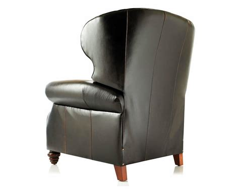 american made tufted leather recliner comfort design