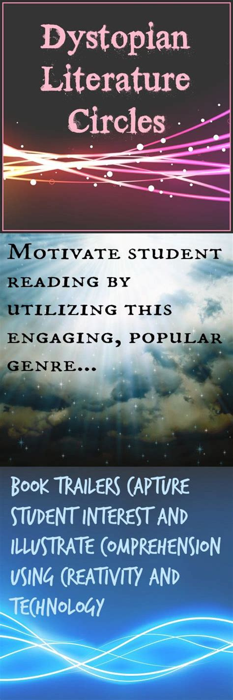 themes dystopian literature literature comprehension and student on pinterest