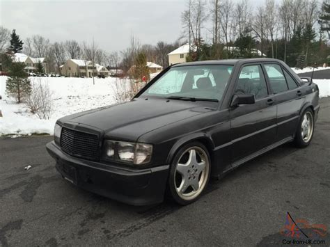 mercedes cosworth for sale mercedes 190 series 2 3 16 cosworth
