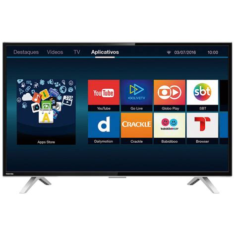 Tv Toshiba 32l2600 tv 32 polegadas toshiba led smart wifi hd usb hdmi 32l2600 entregue por luun br