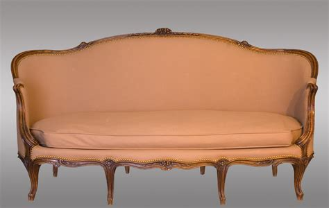 canap駸 vintage antique louis xv canap 233 for sale at pamono