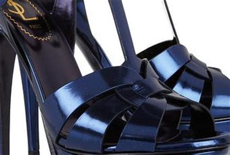 Ysl Tribute Best Quality Supermirror ysl tribute mirrored leather sandals are iconic shoes for