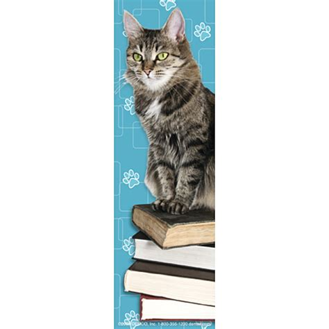 Cat Wall Stickers cat bookmarks demco com