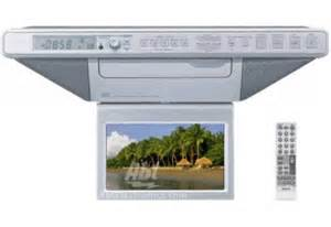 sony cabinet kitchen lcd tv am fm radio and cd