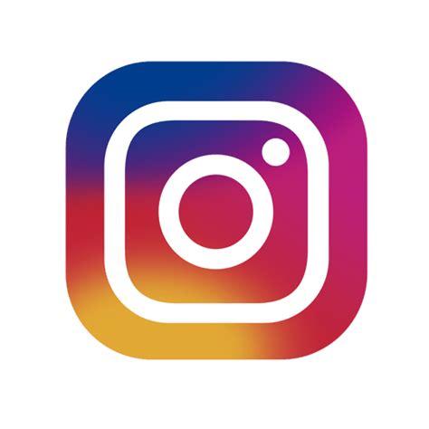 instagram icon colorful transparent png svg vector file