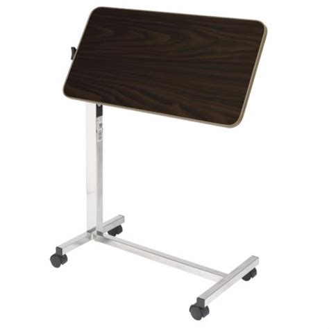 drive medical overbed table assembly drive medical deluxe tilt top overbed table csa medical