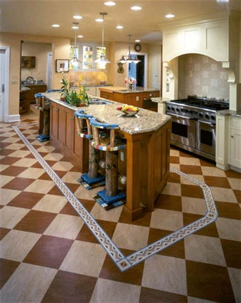 Floor Ideas For Kitchen Interior Design 2012 Tile Flooring Design Ideas Kitchen