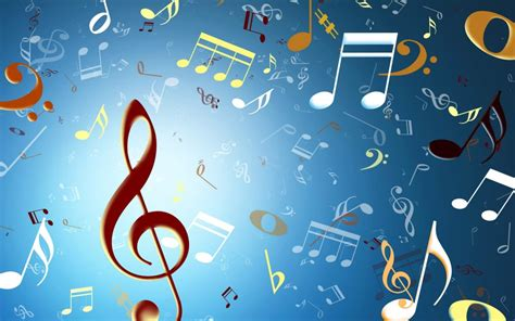 imagenes musicales wallpaper notas musicales wallpapers