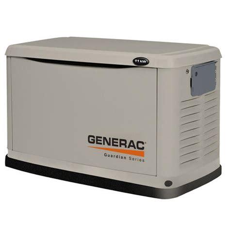generac 174 11 000 watt lp 10 000 watt ng standby