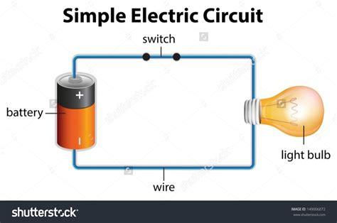 simple circuit clipart 36