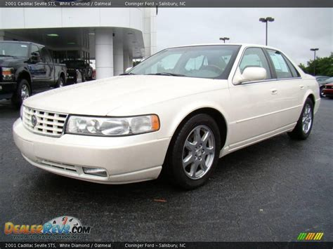 Cadillac Sts 2001 by 2001 Cadillac Seville Sts White Oatmeal Photo 6