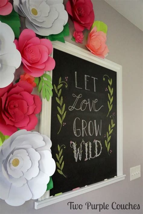 diy flower arrangement simply sona gardens diy backdrop and paper flowers on pinterest