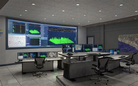 salas de control consolas ergon 243 micas para salas de control mobiliario