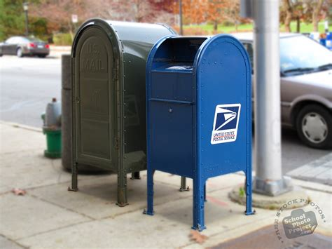 Us Post Office Box by Mailbox Free Stock Photo Image Picture Usps Mailbox